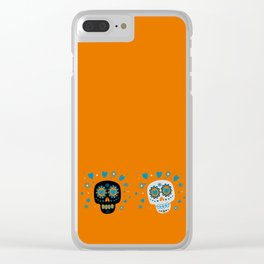Madly In Love Clear iPhone Case