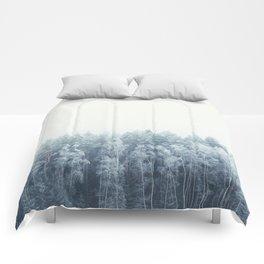 Frosty feelings Comforters