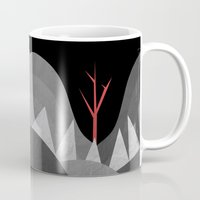 scary Mugs featuring Scary Night by Creative Brainiacs