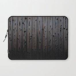 Silvered Slats Laptop Sleeve