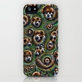 Abstract Dream Deep iPhone Case