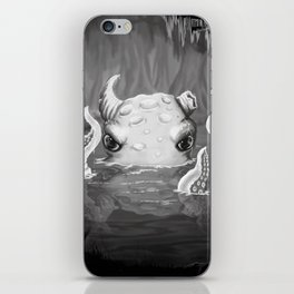 Gimme Back My Horn iPhone Skin