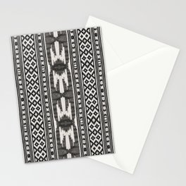 Tribal Textile Stationery Cards