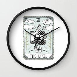The Like Wall Clock