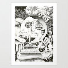 120612 Art Print