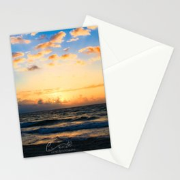 Cloudy Morning In The Sunshine State (IV) Stationery Cards