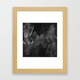 Rope Bondage  Framed Art Print