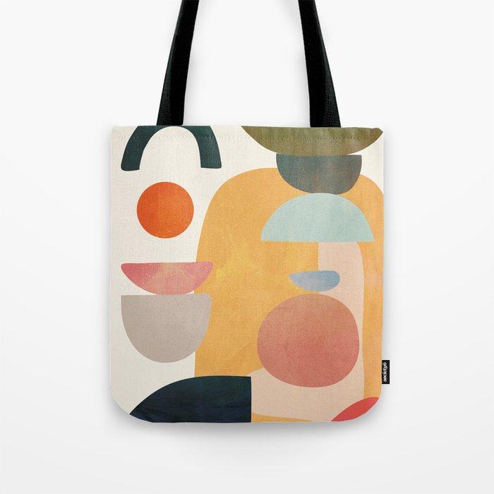Modern Abstract Art 70 Tote Bag