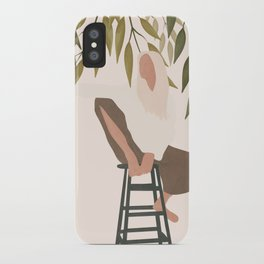 Chill Day iPhone Case