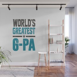 Gift for G-Pa Wall Mural