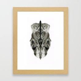 Rorschach Fantasy 4 Framed Art Print