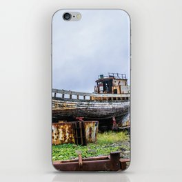 Remembering Better Days iPhone Skin