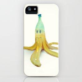 Banana Peel - Kart Art iPhone Case