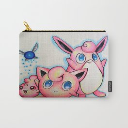 Hey, Look, Listen! Carry-All Pouch