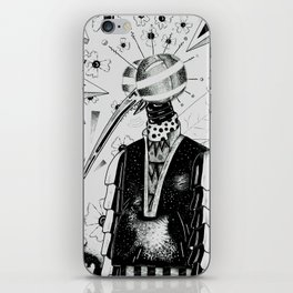 mosco rumbero iPhone Skin