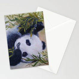 Baby Panda Stationery Cards