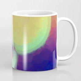 Colorful Abstract Painting Coffee Mug
