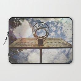 Hoosier Basketball Laptop Sleeve