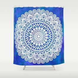 Delicate Lace - LaurensColour Shower Curtain