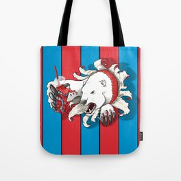 Polar Attraction for Icee Tote Bag