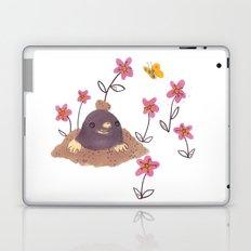 Hello Mole! Laptop & iPad Skin