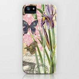 Lilium Wild Flower iPhone Case