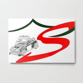 RennSport Speed Series: Monte Carlo Metal Print