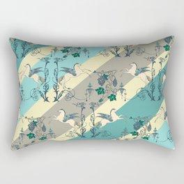 Pegasus by Aubrey Beardsley Rectangular Pillow