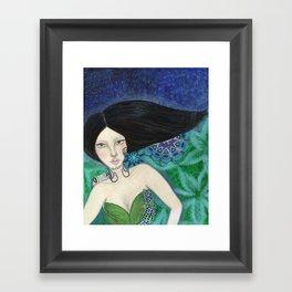 Be Wild Framed Art Print