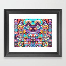 Jackpot Framed Art Print