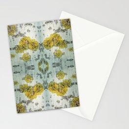 Aspen bark texture pattern Stationery Cards