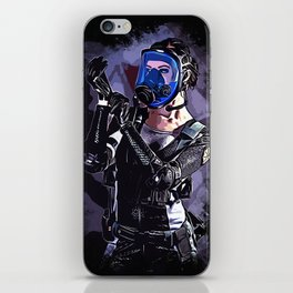 LUPO - Resident Evil iPhone Skin