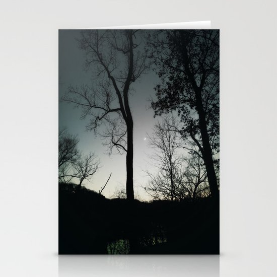 Farewell to Twilight Stationery Cards