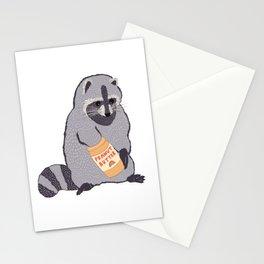 Tony the Trash Panda Stationery Cards