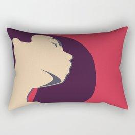 ACT BABE Rectangular Pillow