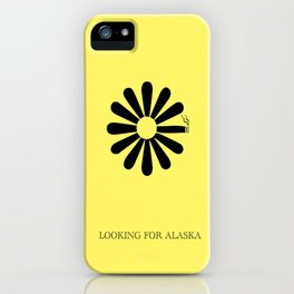 Looking for Alaska iPhone Case
