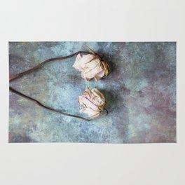 Heart of Roses II Rug