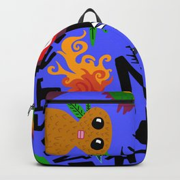 Creechers (Blue Edition) Backpack