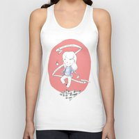 laura palmer Tank Tops featuring You are my Laura Palmer by Lionel Hotz
