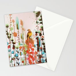 demander la joie Stationery Cards