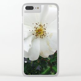 Nothing's perfect Clear iPhone Case