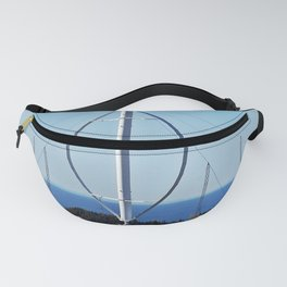 Giant Windmill Fanny Pack