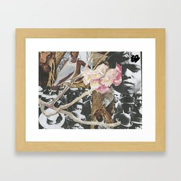 Black Masculinity  Framed Art Print