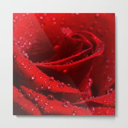Fire of love Metal Print