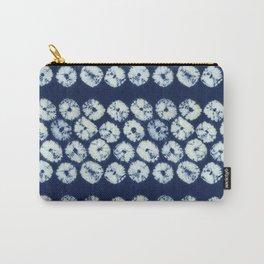 Shibori six Carry-All Pouch