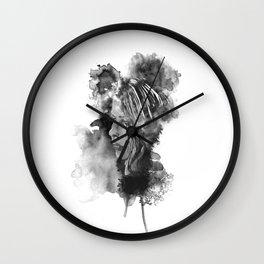 Cath Ink'd Wall Clock
