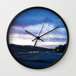Highway 101, San Luis Obispo Wall Clock
