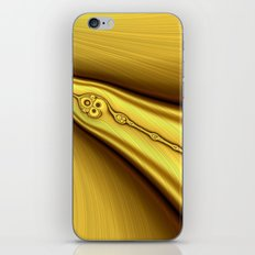 Always Golden iPhone & iPod Skin