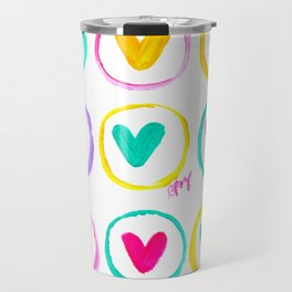 We Are Made of Colours Travel Mug