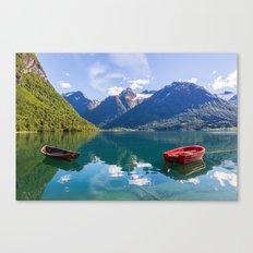 Hjella Beauty Canvas Print